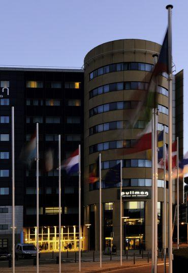 Hotel Pullman Brussels Midi