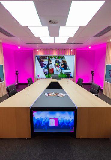 De AVEX STUDIOS:  van pop-up naar gloednieuwe permanente studio