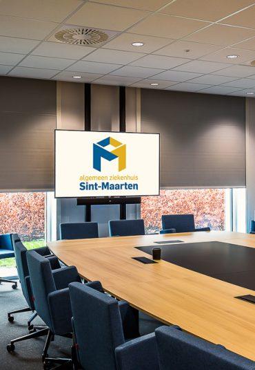 Effectieve AV presentatie oplossingen voor AZ Sint-Maarten