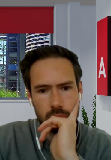 Uw eigen huisstijl achtergrond in Microsoft Teams
