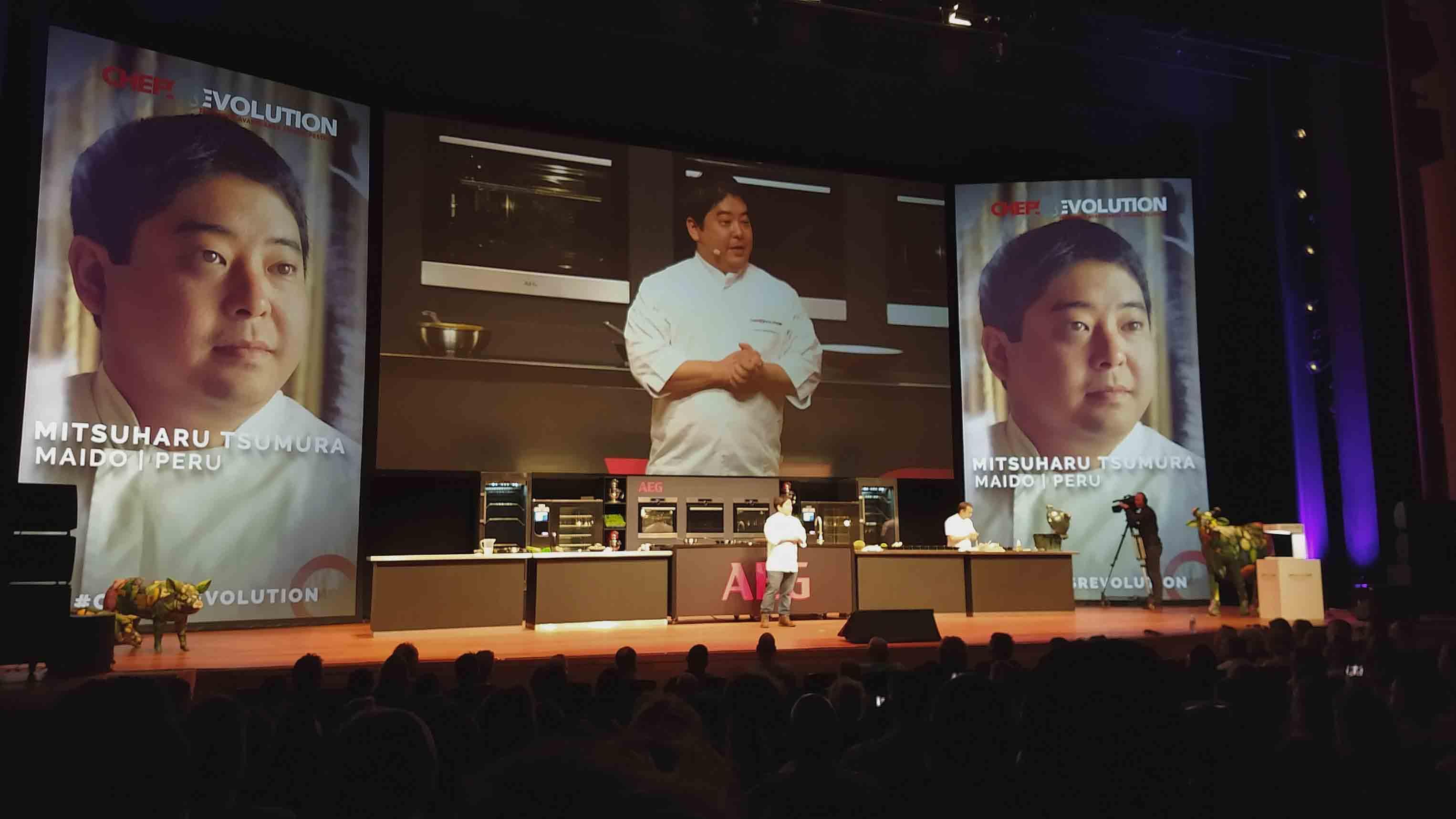 Chefs Revolution 2018