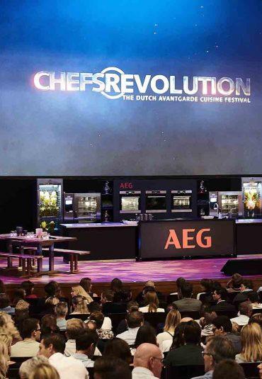 Internationale culinaire top op Chefs (R)Evolution 2018