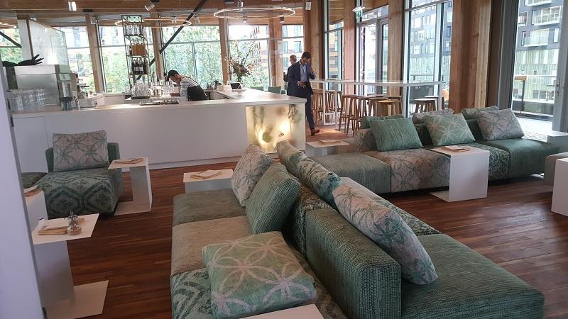 Circl lounge ruimte