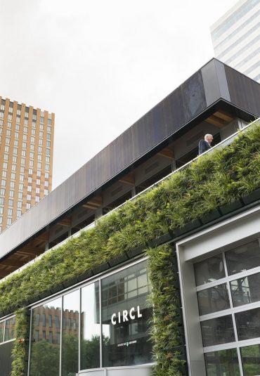 Paviljoen Circl brengt duurzaamheid naar 'the next level'