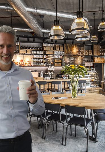 GPA blog: De consistente smaak van koffie