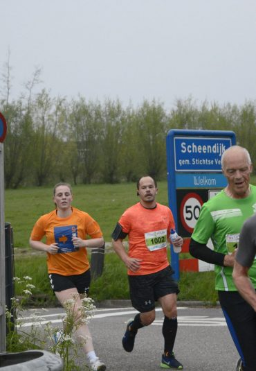 11e Unicefloop Breukelen succesvol verlopen
