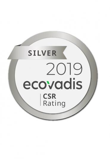 AVEX behaalt EcoVadis certificaat