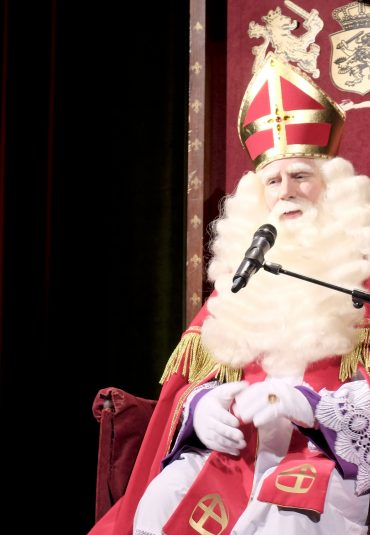 Geef uw Sint feest meer uitstraling