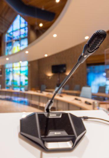 De digitale raadsvergadering zorgt voor meer betrokkenheid