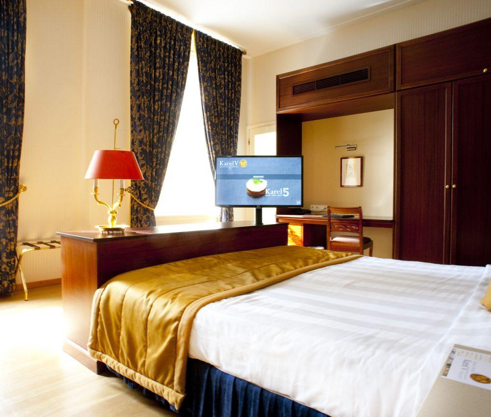 Grand Hotel Karel V kamer