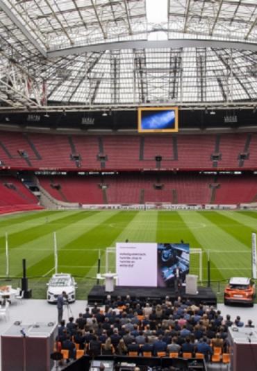 Stage Entertainment organiseert aftrap samenwerking KNVB & Hyundai