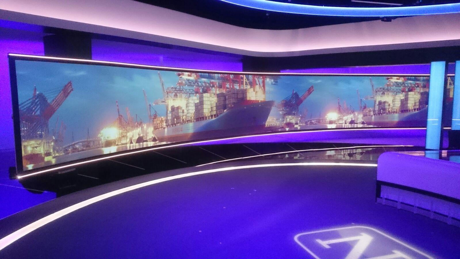 AVEX integreert videotechniek in nieuwe NOS studio - AVEX