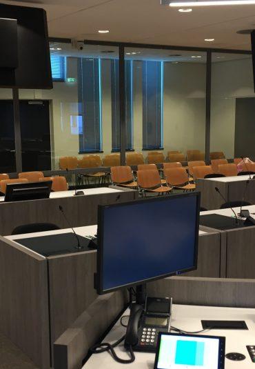 Digitalisering Rechtbanken