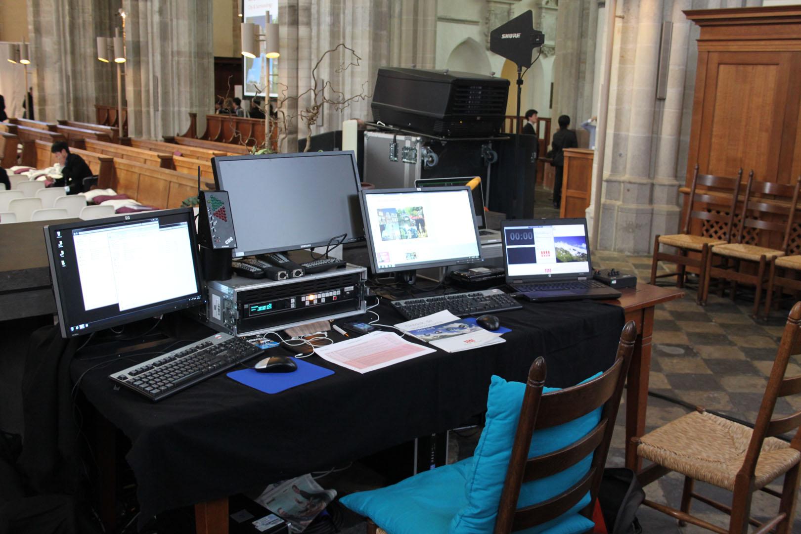 International Society for Therapeutic Ultrasound - Domkerk Utrecht