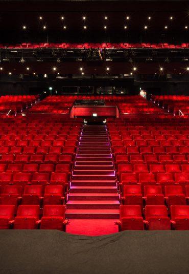 Nieuwe ontruimings-   installatie voor het Jaarbeurs Beatrix Theater