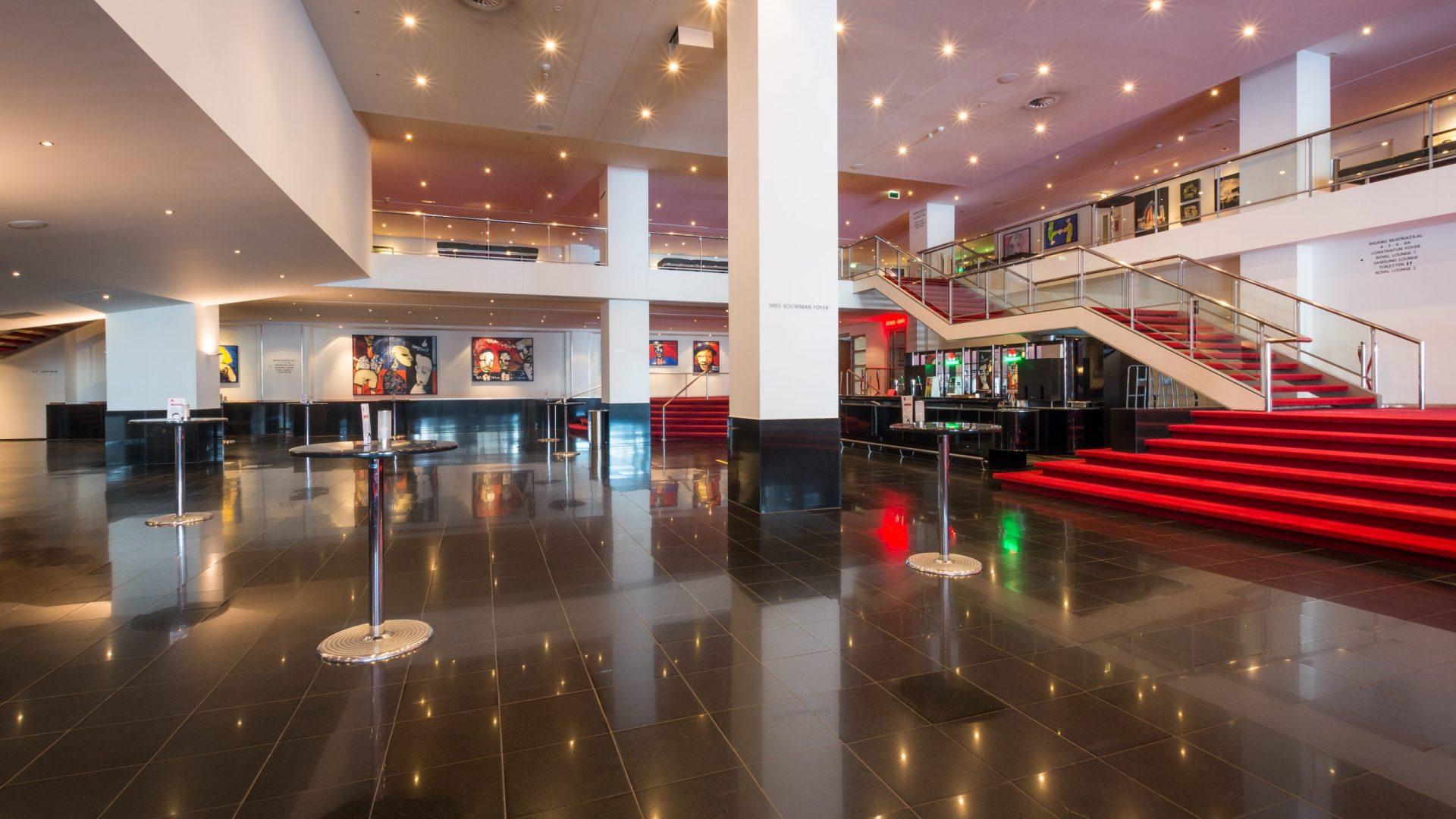 Jaarbeurs Beatrixtheater Utrecht (2)