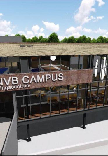 KNVB Campus, de middenstip van Nederland