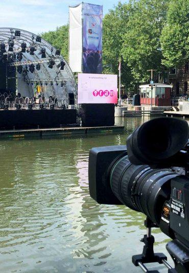 Nieuw Utrechts Kadeconcert trekt veel publiek