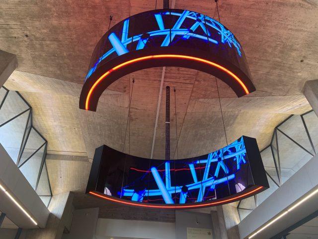 Kunst LED 2