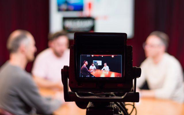 Live stream studio 5