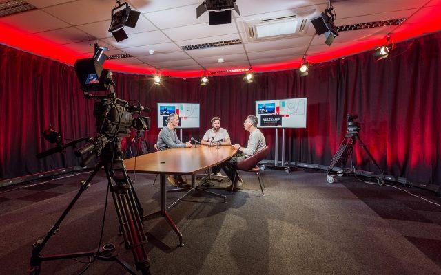 Live stream studio3