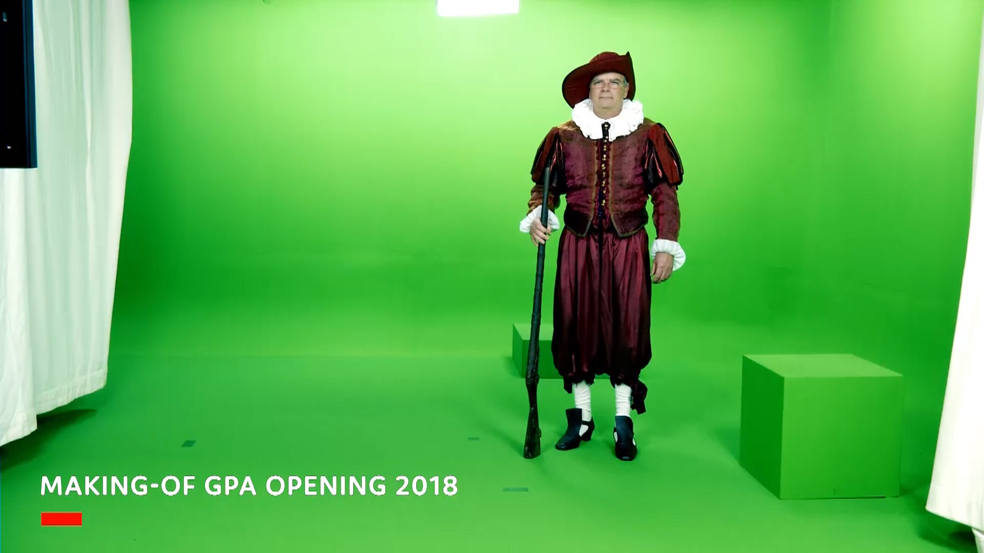 Making-of GPA Opening 2018