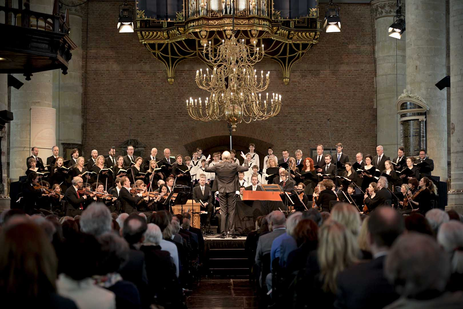 Pieterskerk Leiden Matthaus Passions
