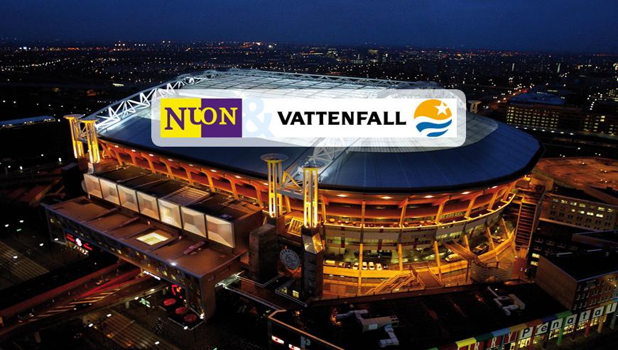 Nuon Vattenfall_Arena