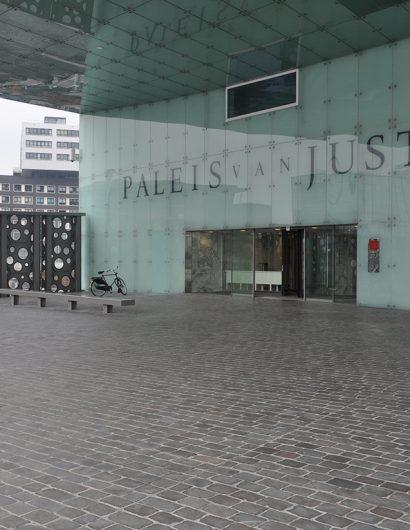 Paleis van Justitie ref RVR foto 3 van 4