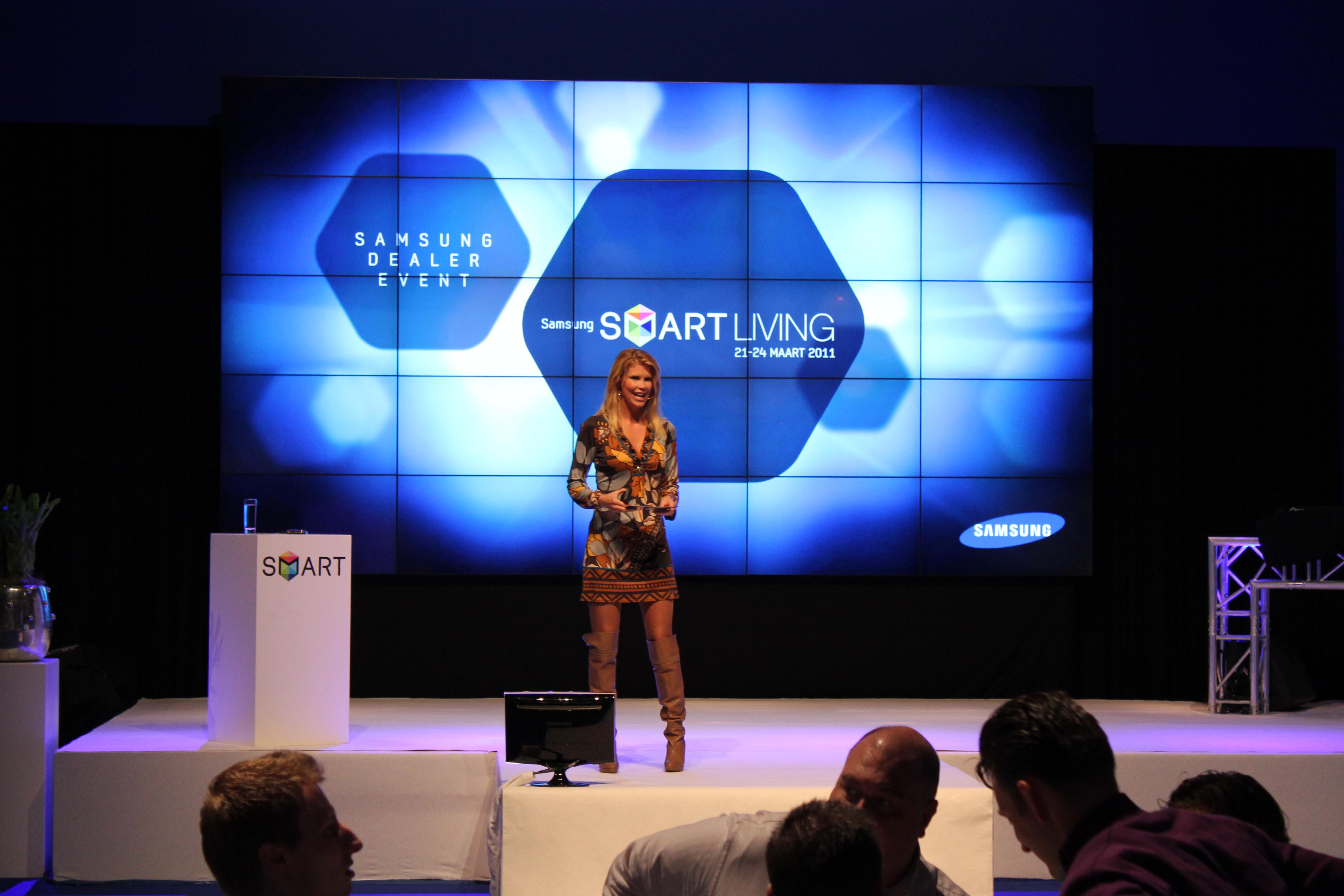Presentatie Samsung dealerdagen
