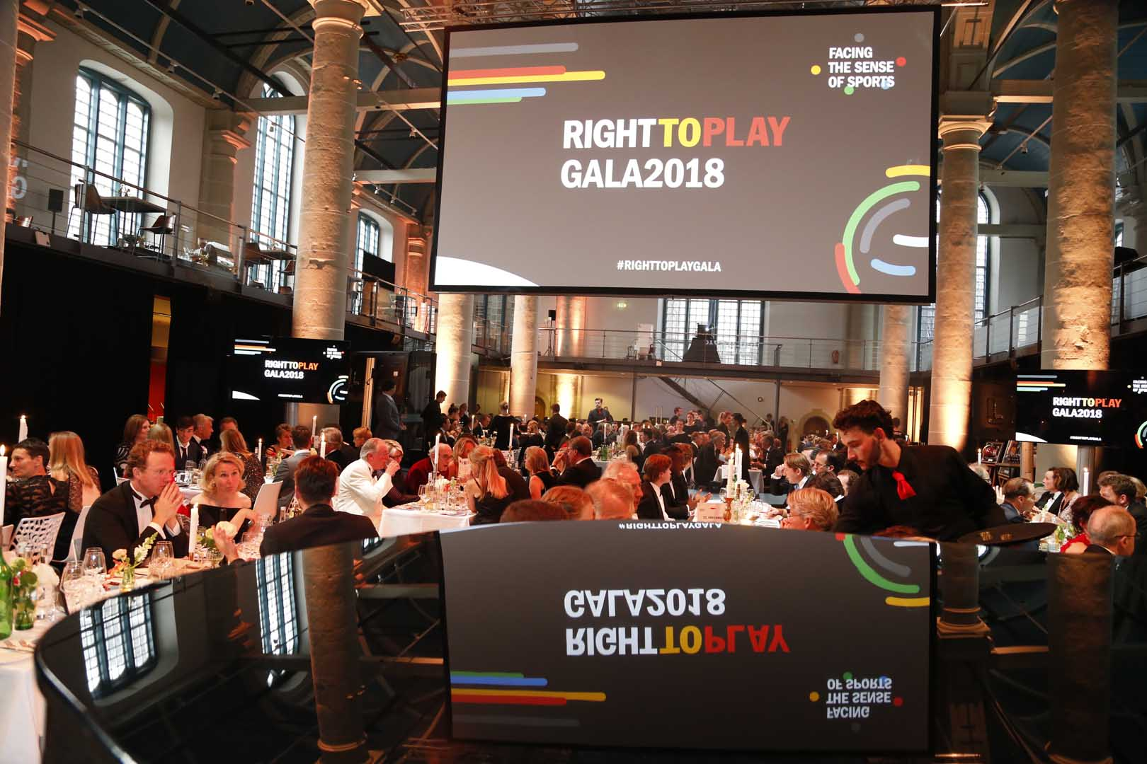 Right to Play Gala