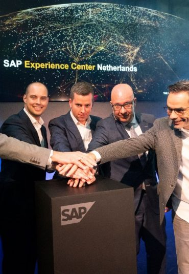SAP opent experience center in Den Bosch