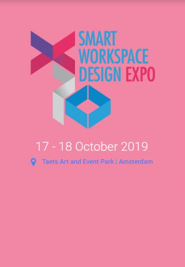 Bezoek ons tijdens de Smart Workspace Design Expo!