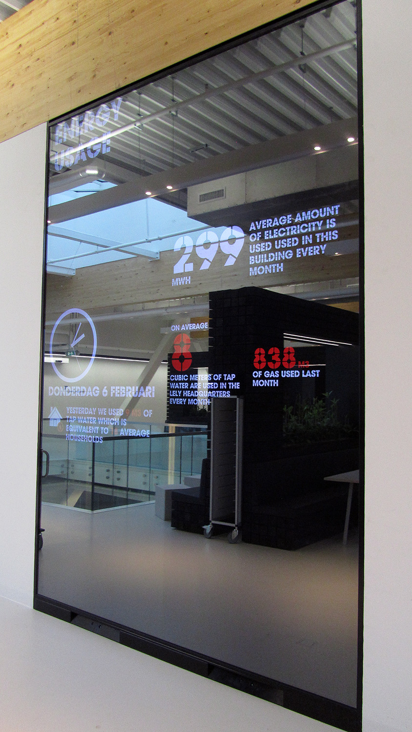 Narrowcasting Digital Signage