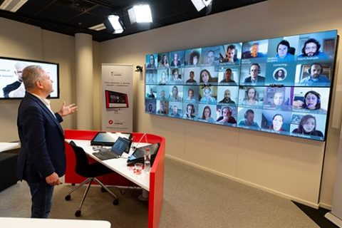 Virtuele class room