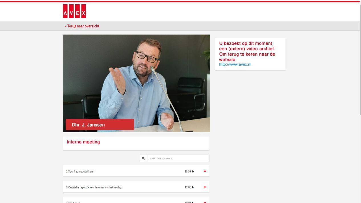 Website-Basis