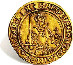 Karel V munt