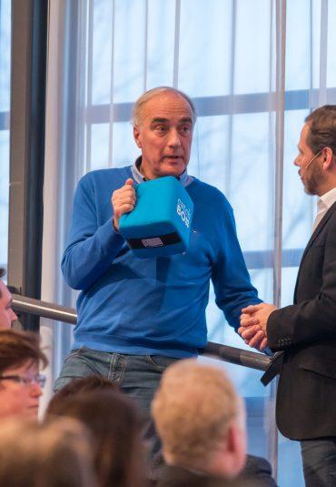AVEX verzorgt ondersteuning lezing Ben Tiggelaar