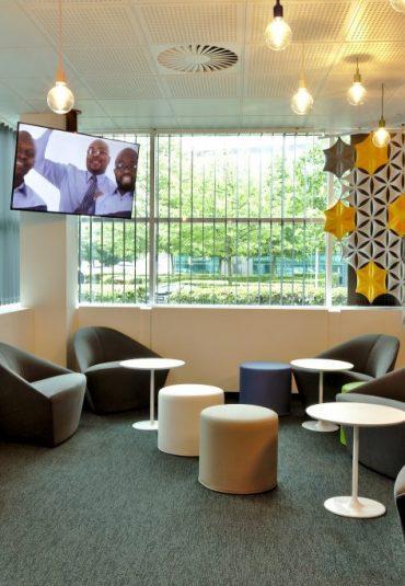 Audiovisuele oplossingen voor ISS Facility Services