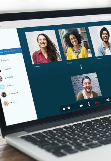 Wordt een virtuele meeting de norm binnen bedrijven?