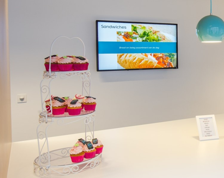 Corporate Communications solutions Digital Signage