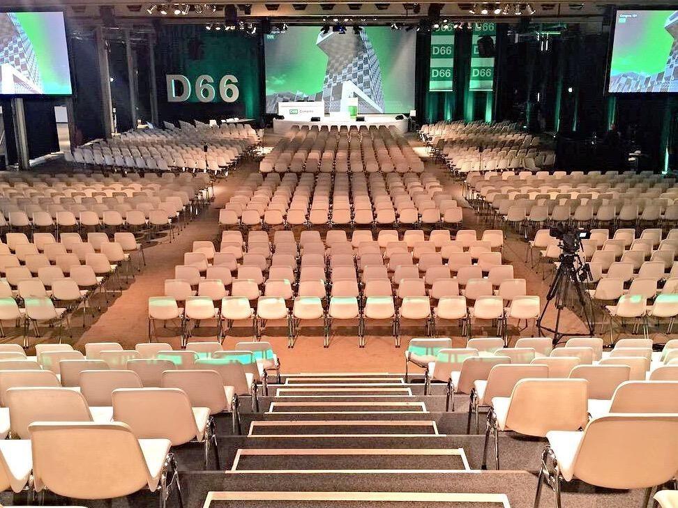 D66 congres