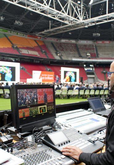 EMEA MDM 360 Summit in de Amsterdam Arena