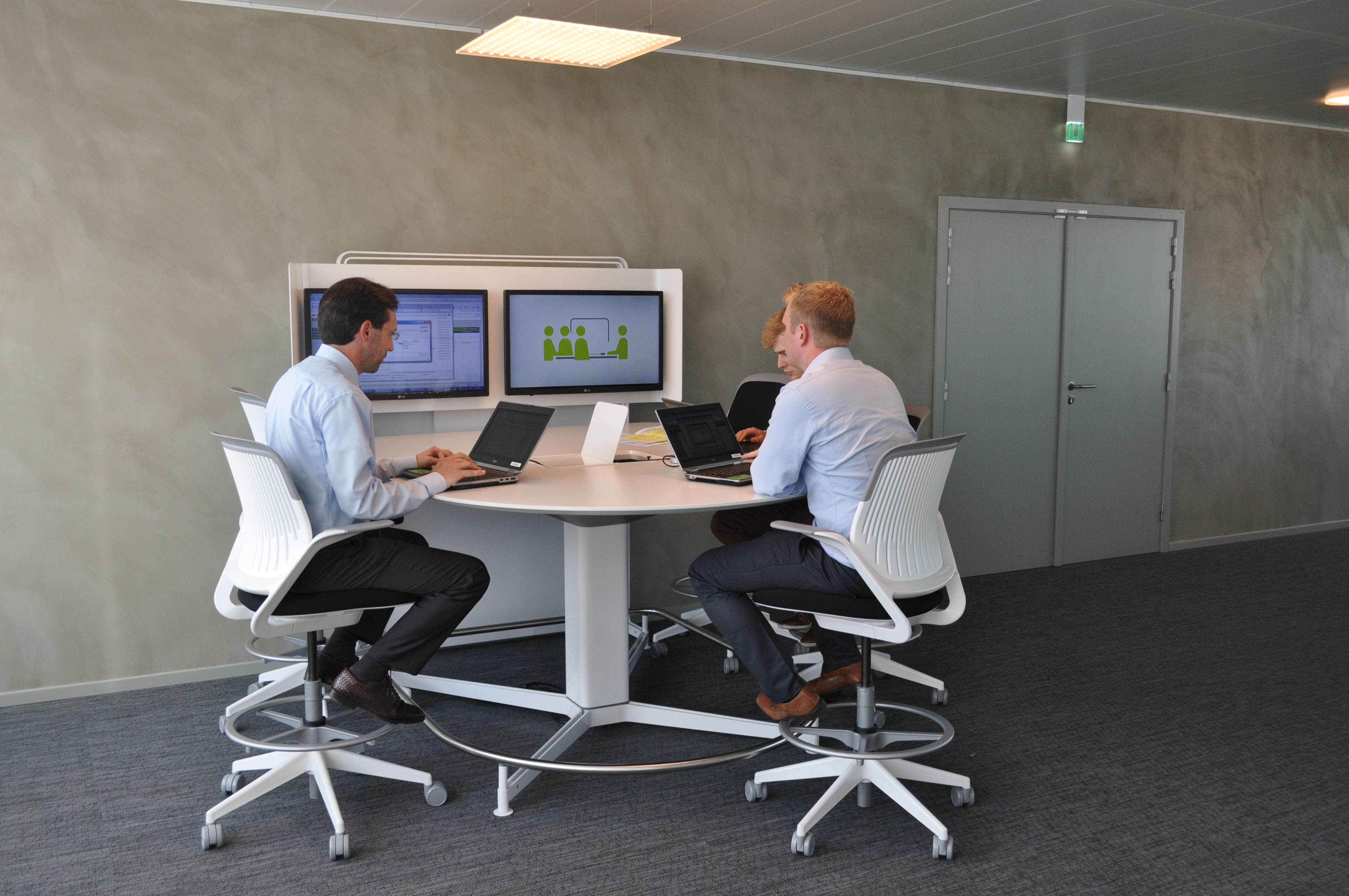 Activity Based Working Designing A Modern Office Avex Be