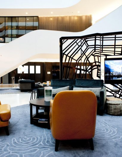 Hilton Airport Schiphol Lobby 11-2