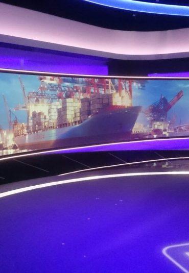 AVEX integreert videotechniek in nieuwe NOS studio