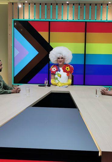 Het belang van diversiteit besproken aan Pride Talks tafel van ABN AMRO