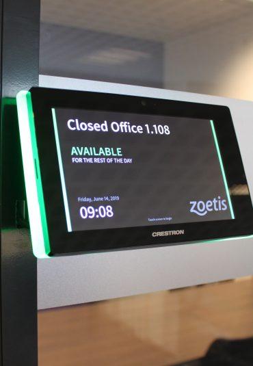 Moderne Room booking voor Zoetis