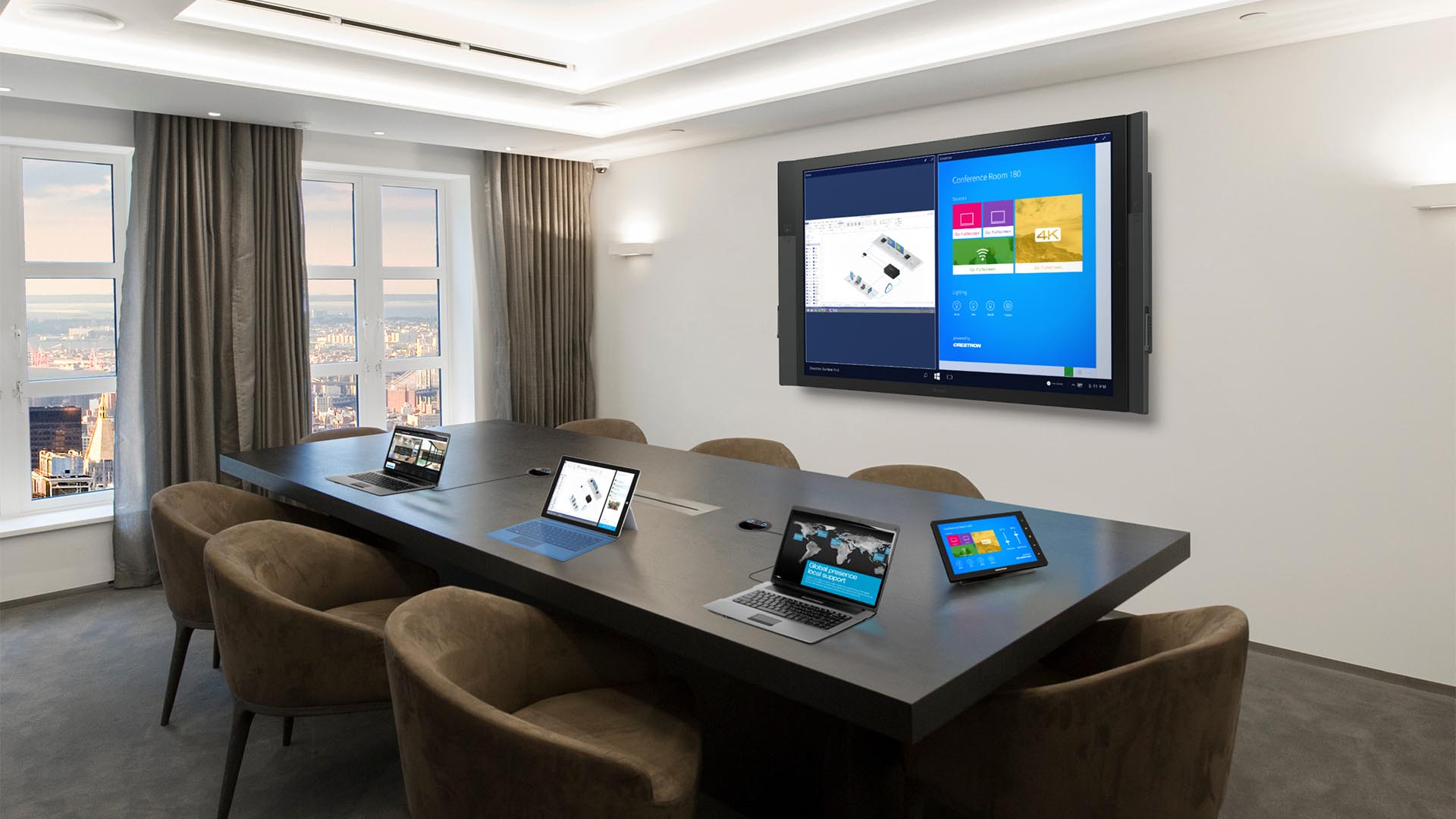 Office  Skype Meeting Rooms
