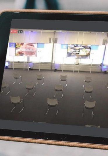 Livestream faciliteiten voor het NBC congrescentrum